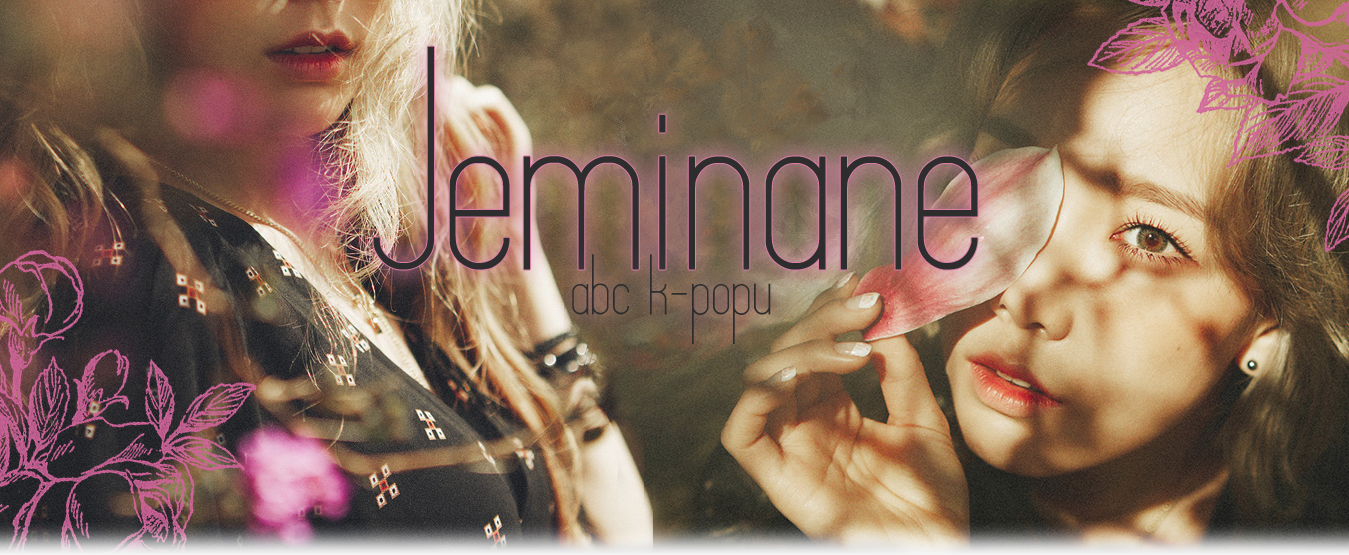 ABC k-popu, Jeminane
