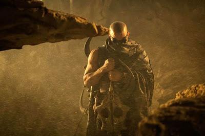 Vin Diesel Stars in RIDDICK