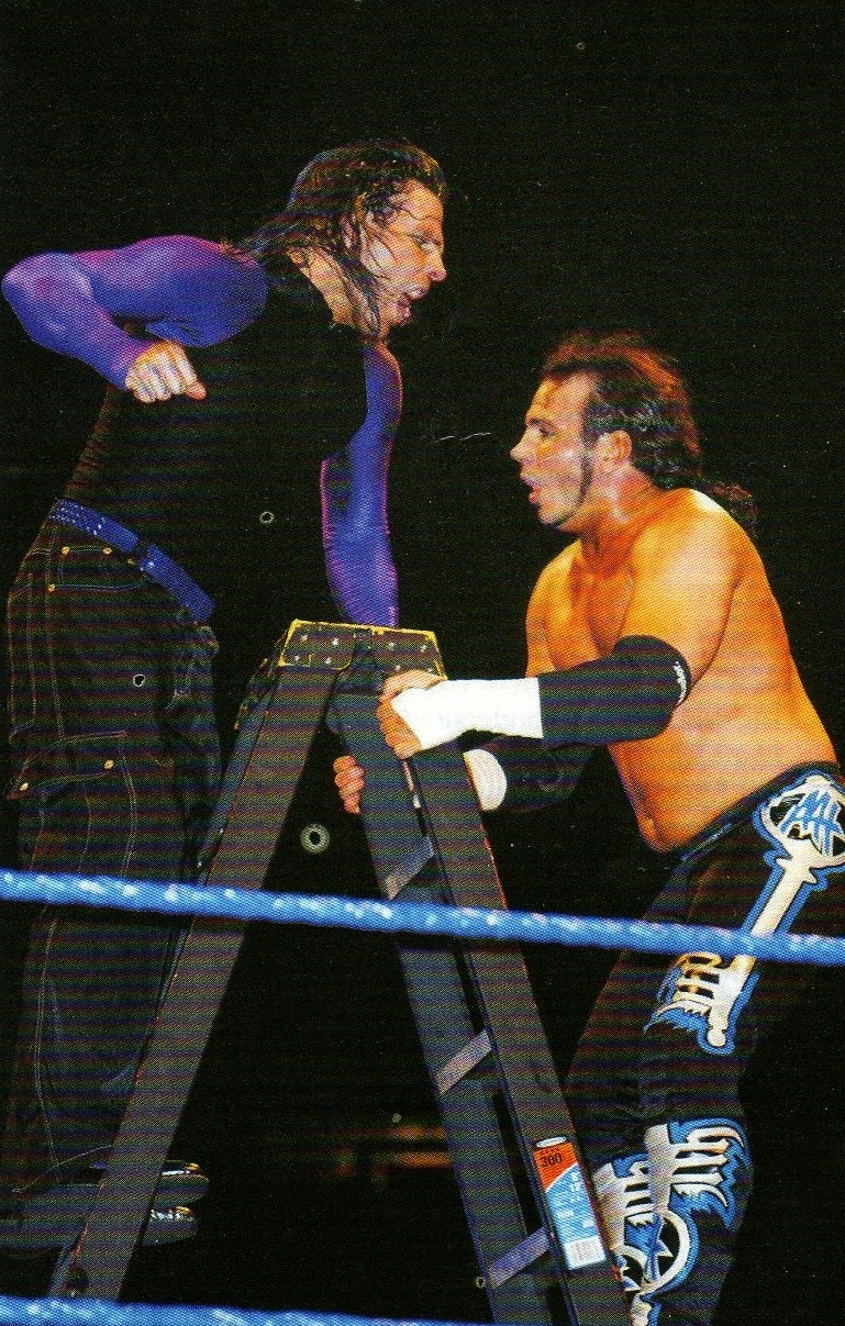 Hardy Boyz Fighting Sibling Brother Rivalry