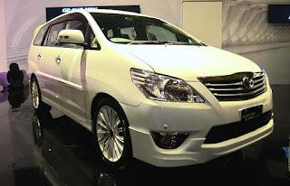 Mobil Kijang Baru 2012