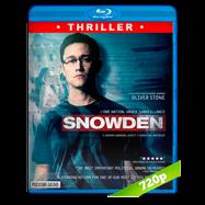 Snowden (2016) BRRip 720p Audio Ingles 5.1 Subtitulada