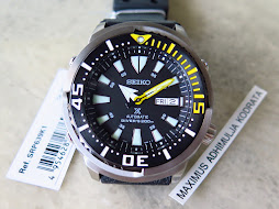 SEIKO DIVER TUNA MONSTER SRP639 - AUTOMATIC 4R36 - BRAND NEW WATCH