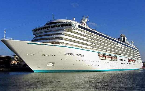 Cruising all over the world the best luxury cruises in for Best cruise lines in the world