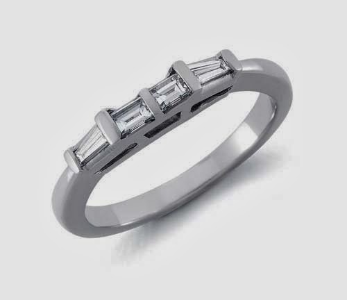 Women's wedding rings collection from Blue Nile