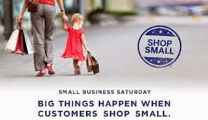 Please Shop Small/ Shop Local