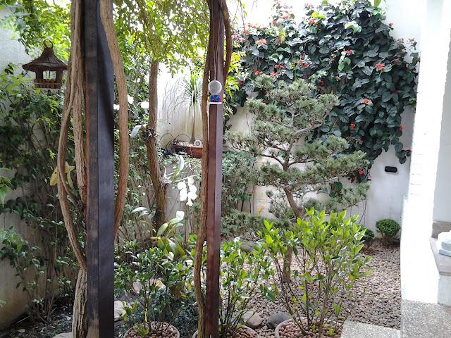 jardim japonês, manutenção de jardins