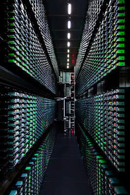 Visite o Data Center do Google