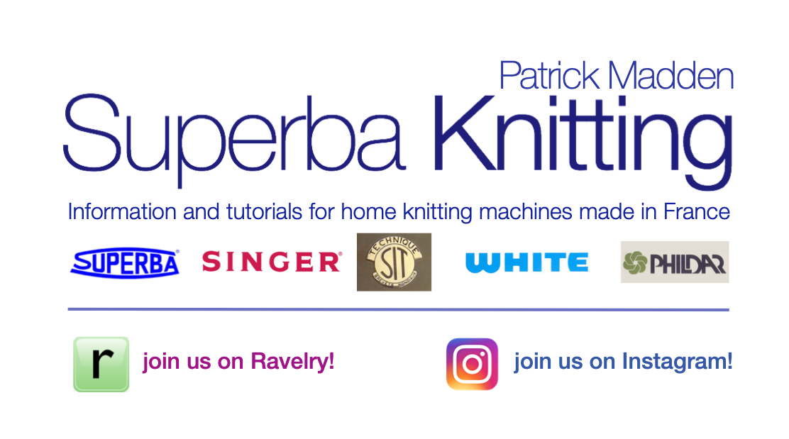 Superba Knitting™