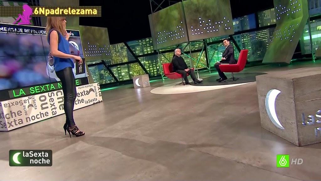 ANDREA ROPERO, LA SEXTA NOCHE (24.01.15)