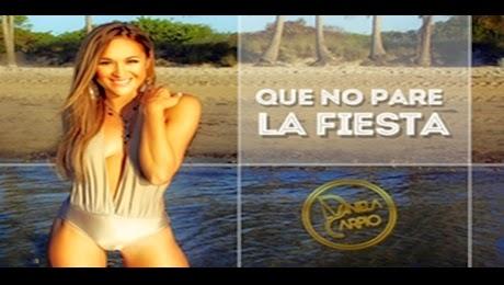 Videoclip De Daniela Carpio – Que No Pare La Fiesta en HD