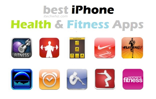 top best iPhone Health and Fitness Apps