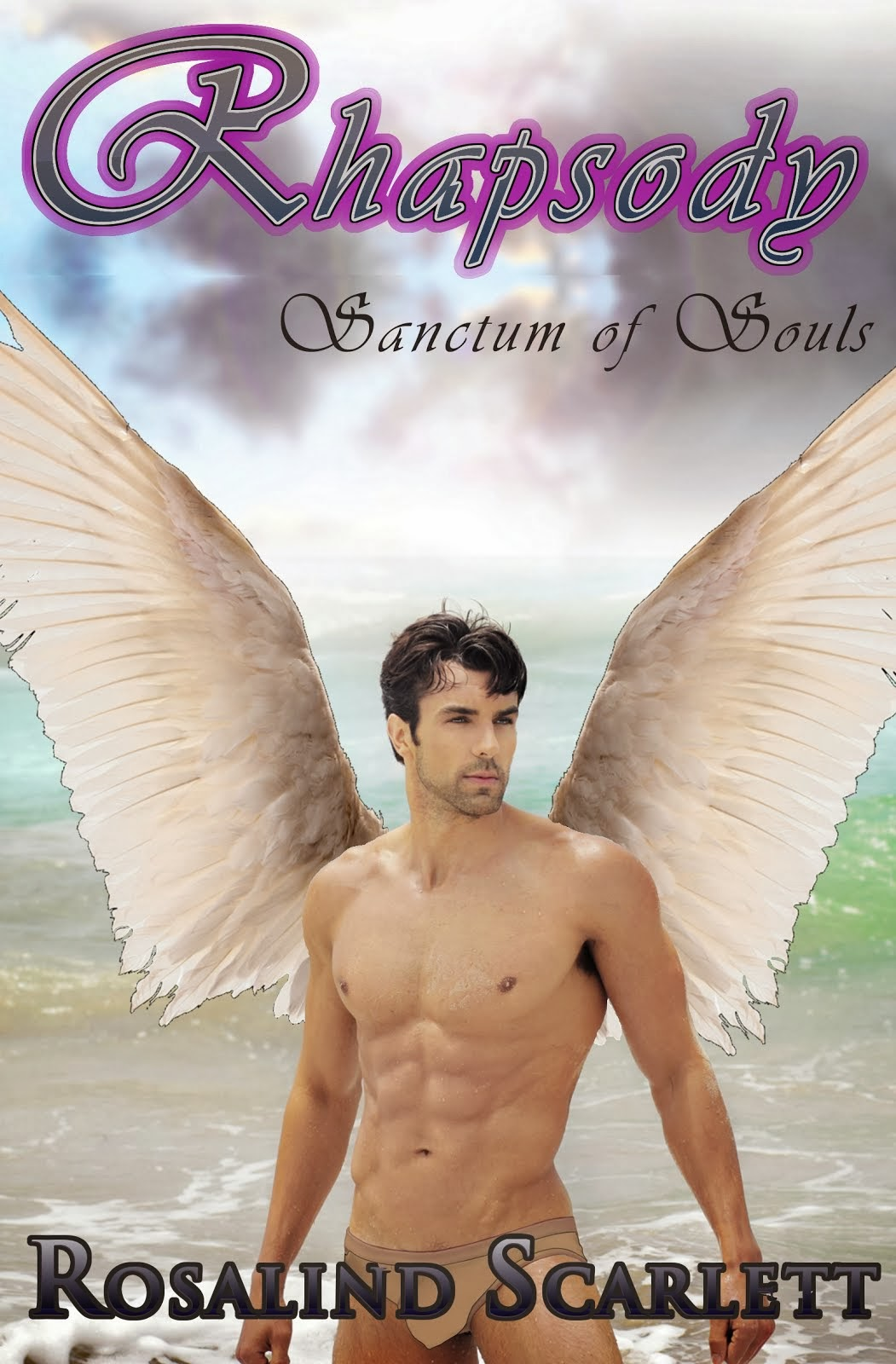 NEW ANGEL PARANORMAL ROMANCE SERIES!