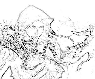 Diablo 3 Demon Hunter Power Yumiko Fujiwara