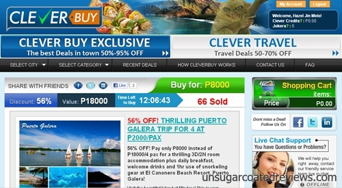 Cleverbuy CleverTravel scam