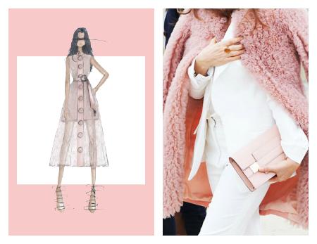 colores primavera verano 2016 pantone moda mujer rosa quarzo