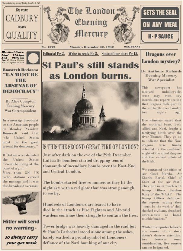 London Evening Mercury