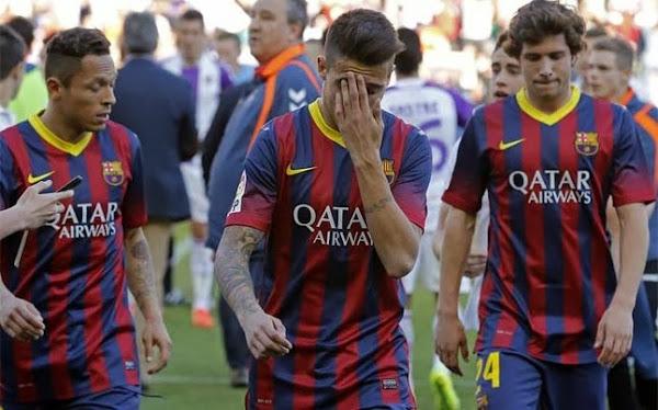 InfoDeportiva - Informacion al instante. VALLADOLID VS FC BARCELONA