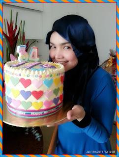 Gambar Dato Siti Nurhaliza sambut harijadi yang ke-34 - HOT MASA KINI