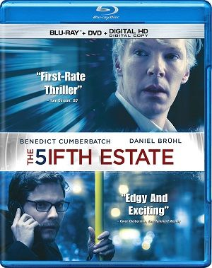 The Fifth Estate BRRip BluRay 720p