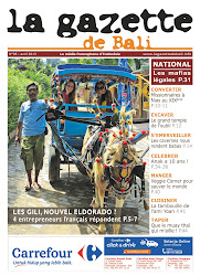la gazette d'avril 2013
