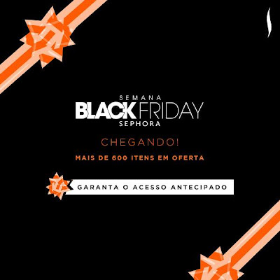 Semana Black Friday Sephora