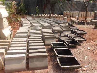 pabrik kanstin beton bekasi