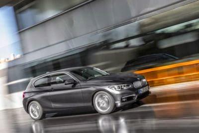 Noua gama de modele BMW Seria 1