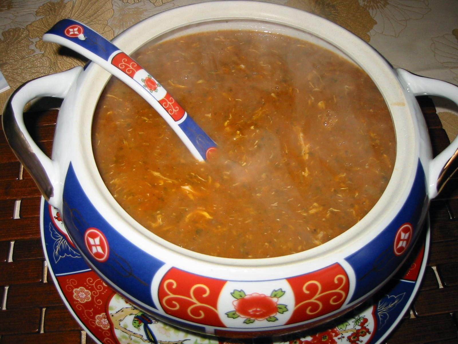 Recette de harira marocaine