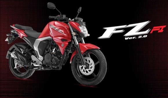 Yamaha FZ FI Phiên Bản 2.0