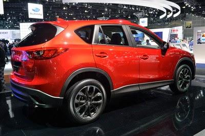 Mazda CX-5 Terbaru