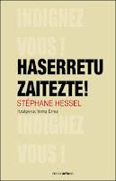 Haserretu zaitezte!, Stéphane Hessel