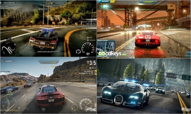 nfs most wanted rivals car racing game for pc