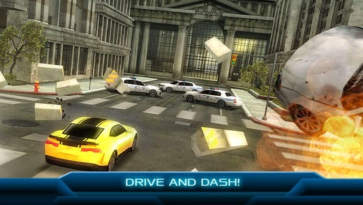 screenshot 3 TRANSFORMERS: AGE OF EXTINCTION - The Official Game v1.1.1
