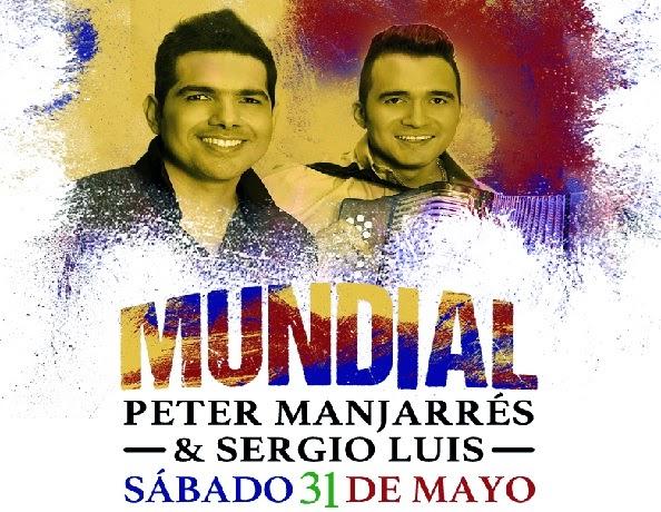#Mundial Peter Mangarrez