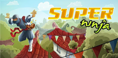 Super Ninja v1.2 apk Full Android Game