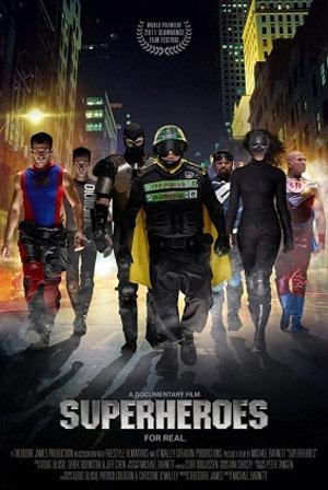 Ver Superheroes (2011) Online