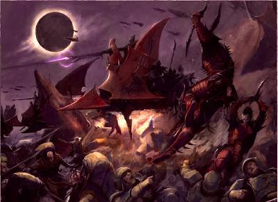 Warhammer 40000 Eldar Oscuros