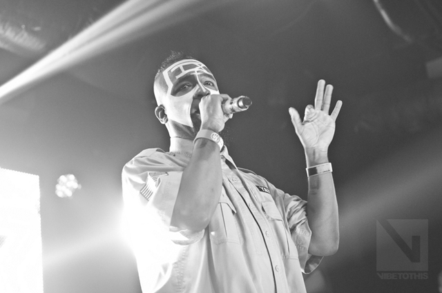 vtt 21 Tech N9ne &amp; Machine Gun Kelly   Live @ Soundstage, Baltimore, MD Pt. II/II (VTT Photos)
