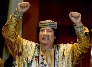 >ORatha – The Last Day of Gadhafi Near?