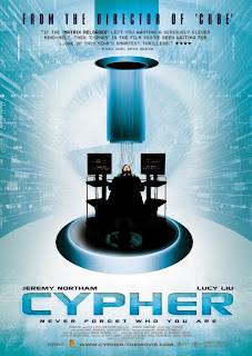 Watch Cypher (2002) movie free online