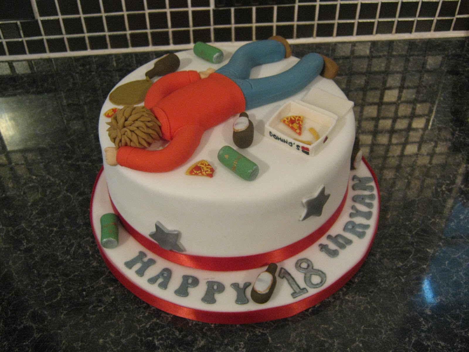 18th Birthday Cake For Boys 18th Birthday Cakes Boys Fitfru Style