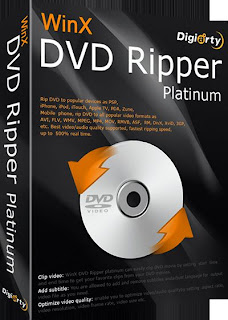 Download WinX DVD Ripper Platinum 7.0.0.95