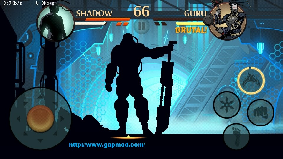Hack and open god mode in shadow fight 2 v1. 9. 13 (unlimited power+.