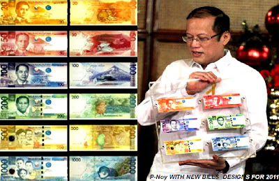 Pnoy New Money