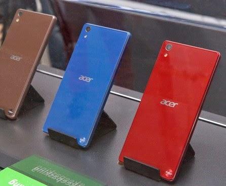 Spesifikasi Smartphone Acer Liquid X2 Daya Baterai 4000 mAh 2015