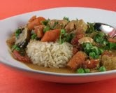 Cashew Chicken Curry