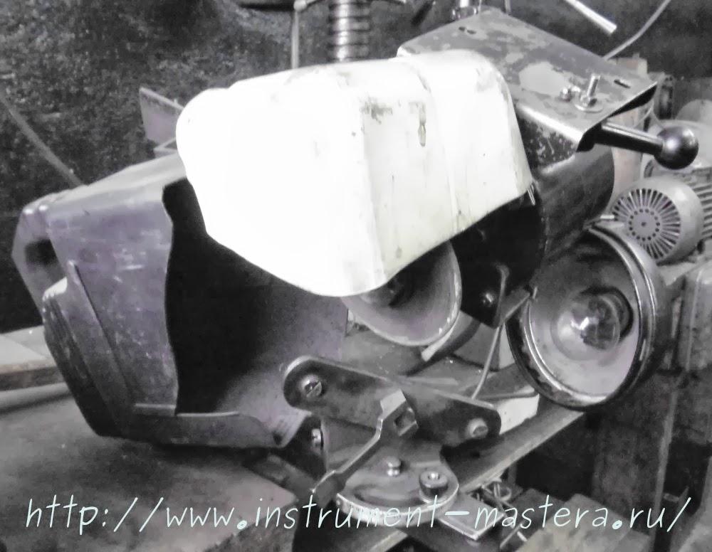 Самодельный станок для заточки цепей для бензопилы