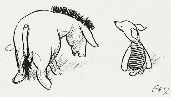 "15 Incredibly Wise Truths We Learned From Winnie The Pooh - ""The things that make me different are the things that make me."""