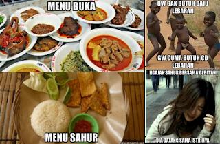 Kumpulan DP BBM Meme Lucu Bulan Ramadhan 2015 Kata Lucu Gambar Lucu