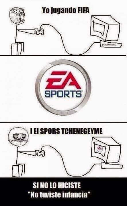 Como pronunciamos EA Sports It´s In The Game